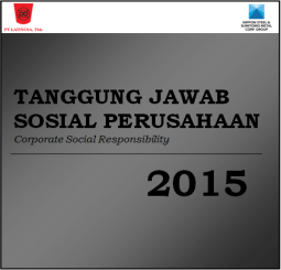 Tanggung Jawab Sosial Perusahaan dari Laporan Tahunan 2015