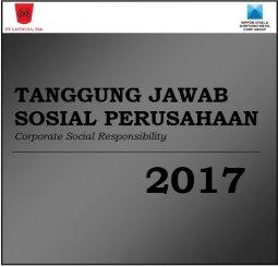Tanggung Jawab Sosial Perusahaan dari Laporan Tahunan 2017
