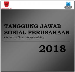 Tanggung Jawab Sosial Perusahaan dari Laporan Tahunan 2018
