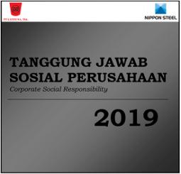 Tanggung Jawab Sosial Perusahaan dari Laporan Tahunan 2019